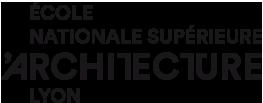 logo école nationale supérieure architecture de lyon