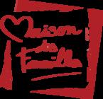 logo maison des familles